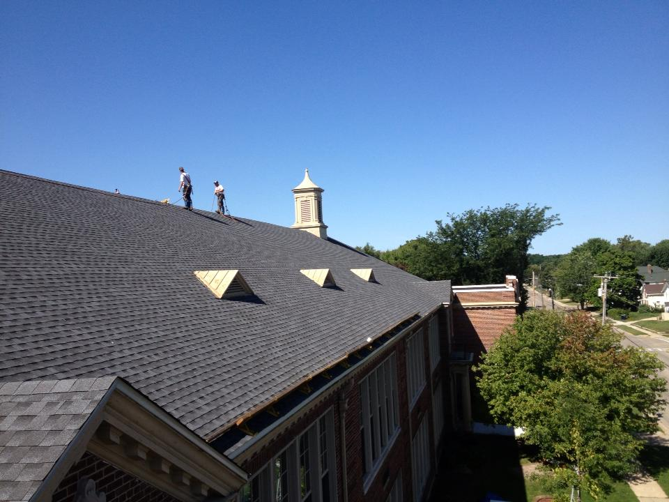 Roofing Contractor Rockford IL